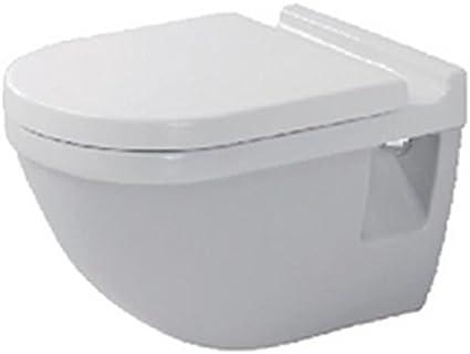 Duravit 2200090000 Starck 3 Wall Mount Toilet Bowl White Finish Toilet Bowls Amazon Canada