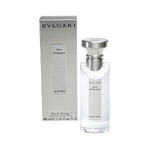 BVLGARI Au The 'Blanc for Women Eau De Cologne Spray, 1.35 Fluid Ounce