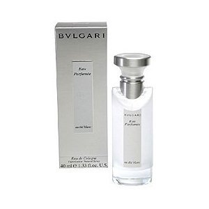 Bvlgari White Tea (BVLGARI Au The 'Blanc for Women Eau De Cologne Spray, 1.35 Fluid Ounce)