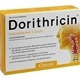 Dorithricin Halstabletten Classic 40 stk