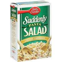 (Suddenly Pasta Salad Creamy Parmesan - 6.2 oz,(Betty)