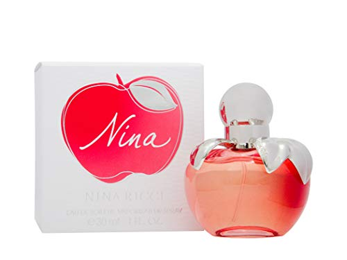Apple Gel Eau De Toilette - Nina By Nina Ricci Eau-de-toilette Spray, 1-Ounce