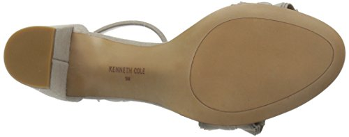 Kenneth Cole Women's Langley Ankle Strap Sandals Mauve f0zHO4wR8