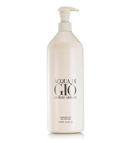 - Giorgio Armani Acqua Di Gio Shower Gel 33.8 Oz / 1 Liter