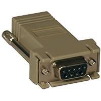 Tripp Lite Accessory B090-A9F-X DB9F to RJ45 Modular Serial Adapter Retail