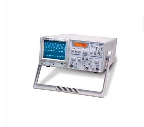 (Xucus Gwinstek GOS-630FC 30MHz, 2-Channel, Analog Oscilloscope)