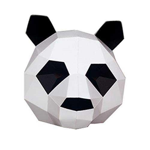 Moonite 3D Animal DIY Mask - New Customized