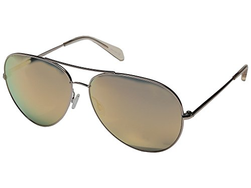 Oliver Peoples Women's Sayer Custom Rose Gold/Pink Mirror One Size
