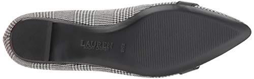 Lauren Lauren Aminah Ballet Flat Black Iii Ralph Women's PqqSxwvB5