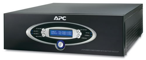APC J10BLK Conditioner Discontinued Manufacturer