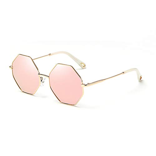colorées C polygonale Protection marée de Sport de Des Femme à octogonale Soleil Couleur soleil de Nouvelles UV Lentilles lunettes Lunettes Plage E q1xTwf6vx