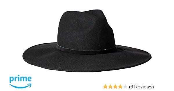 7627a74237d96 Goorin Bros. Women s Queen of Knives Wool Felt Wide Brim Fedora Hat ...