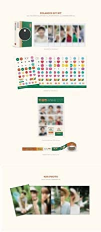 Big Hit BTS Bangtan Boys - 2021 Season's Greetings Full Package+Extra Photocards Set