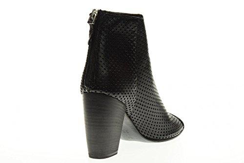 Zoe Boot Shoes Popped With T80/01 Heel Black eKq321Otgf