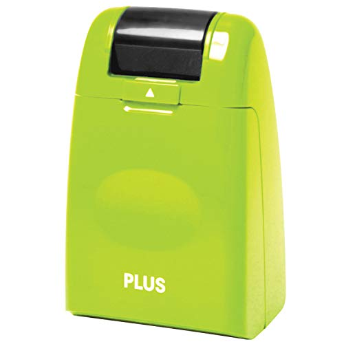 Plus Guard Your ID Roller Stamp, Green