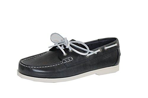 De Aigle Navy Chaussures Grey Femme Bateau aqqgwx7p