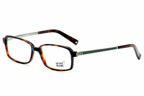 769ae09d91c Image Unavailable. Image not available for. Color  MONT BLANC Eyeglasses MB  298 MB298 Tortoise ...