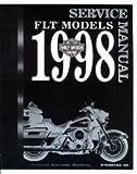99483-98 1998 Harley Davidson FLT Motorcycle Service Manual
