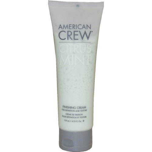 Gel Citrus Mint (Citrus Mint Finishing Cream By American Crew for Men, 4.2 Ounce)