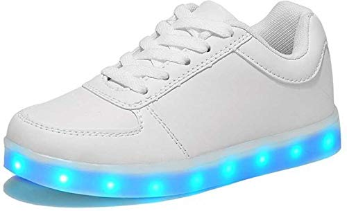 Led Shoes for Adults Men Dancing Shoes