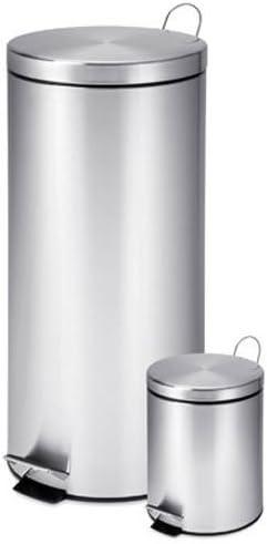 Honey Can Do TRS 01886 30 Liter 3 Liter Stainless