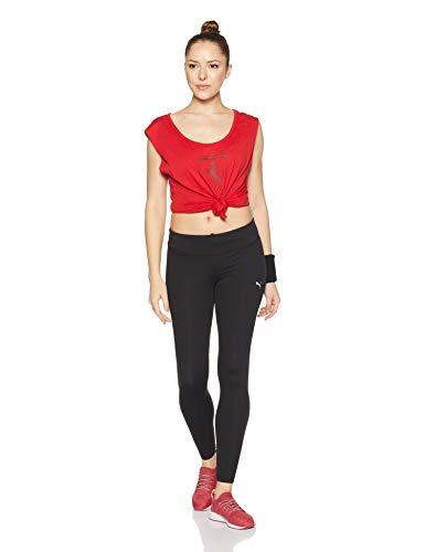 Nero Long Pantalone Core Puma Donna run W qAnEUxY7P