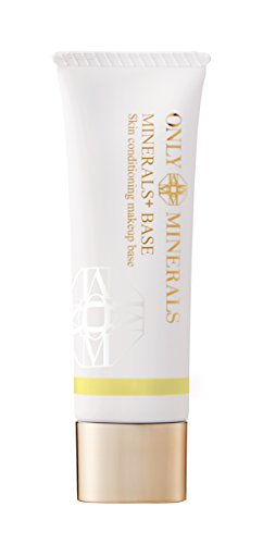 Minerals Plus Yellow Base Makeup Foundation - Primer, Concealer, Color Correcting Serum