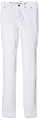 l30 White 902 W24 infinite Sculpted Jeans Bianco Klein Calvin Skinny Donna 0Uzv1688B