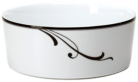 - Mikasa Cocoa Blossom Vegetable Bowl