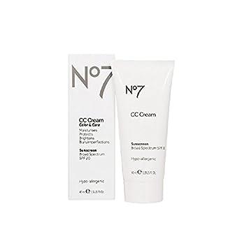 CC Cream by no7 #16