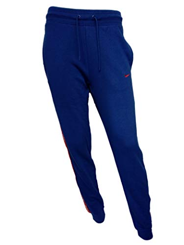 Force W Logo Force univ Nsw Nike Pants Pant Tape indigo Mujer Indigo aqBvw8d