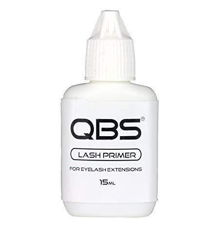 QBS® Lash Primer, Premium, base primer per ciglia finte, 15 ml QBS® Lash Primer