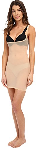 Wolford Dresses (Wolford Women's Tulle Forming Dress Nude 40)