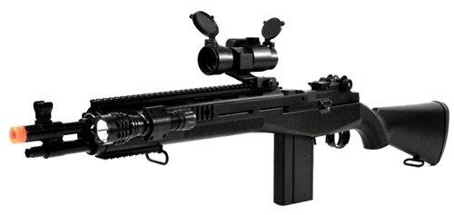 high powered sniper tactical flashlight Airsoft