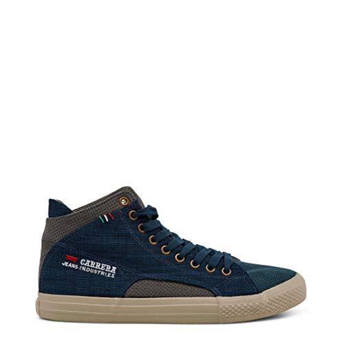 Carrera 40 Uomo Blu CAM810016 Jeans Sneakers TwTHOqf1