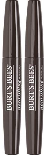 Burts Bees 100% Natural Nourishing Mascara, Classic Black -...