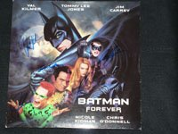 signed-batman-forever-laser-disc-cover-by-val-kilmer-tommy-lee-jones-nicole-kidman-jim-carrey-and-ch