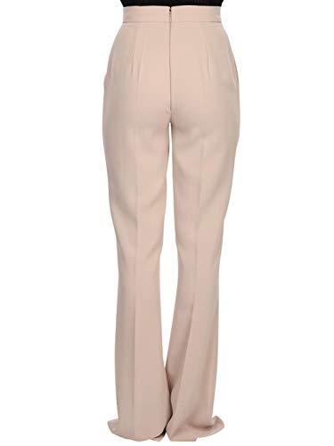 Pa12281e2135 Pantalon Elisabetta Femme Polyester Blanc Franchi q8wFSEP