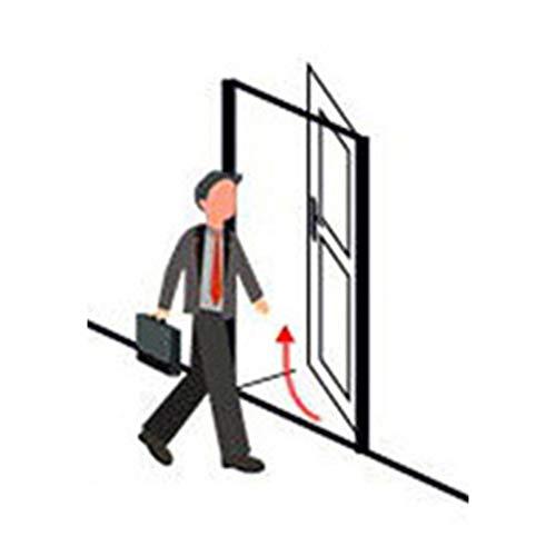 GAOPIN Combination Locks - WiFi Digital Electronic Smart Door Lock App, Smart Home Mobilephone App Intelligent Bluetooth keypad Password Door Lock, Black,3 by GAOPIN (Image #6)