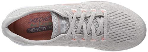 Grey 3 Para 0 Zapatillas Flex Gris Ltgrey light Mujer Appeal Skechers satellites wOEqvc4ZYE
