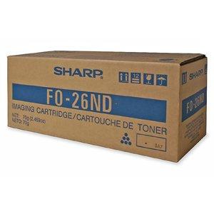 SHARP FO26ND Toner/developer for sharp fax models fo2600, 2700m