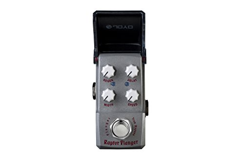Joyo JF-327 Raptor Flanger Flanger Electric Guitar Single Effect by JOYO