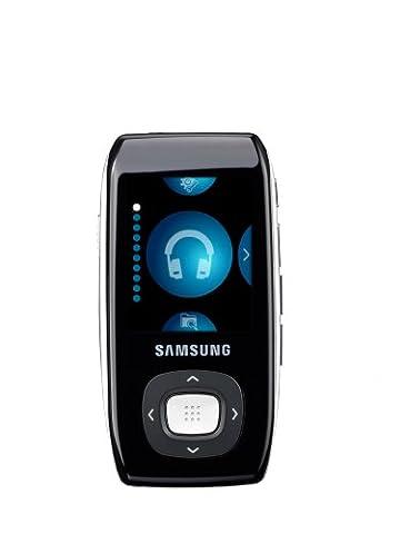 Samsung YP-T9JQB 2 GB Digital Multimedia Player (Black) - T9 Fm Radio