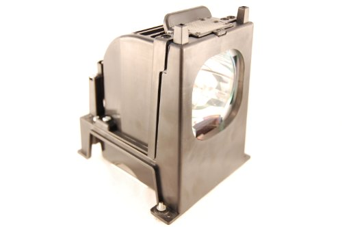 FI Lamps 915P027010 Mitsubishi OEM Projection TV Lamp Equivalent with Housing