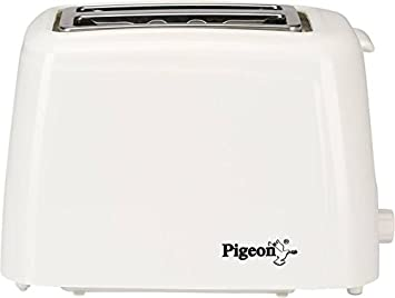 Pigeon 2-Slice Auto 700-Watt Pop-up Toaster