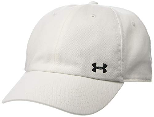 Under Armour $20 Favorite Cap, Onyx White//Black, One Size Fits All