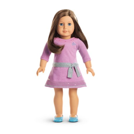 American Girl - Truly Me™ Doll: Light Skin with Freckles,