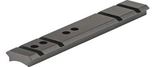 Short Action 1 Piece - Millett Weaver-Style Detachable Aluminum Base for Remington 783 Short Action Rifle (1-Piece)