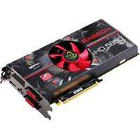 XFX ATI Radeon HD 5850 1 GB DDR5 2DVI/HDMI/DisplayPort PCI-Express Video Card HD585XZAFC