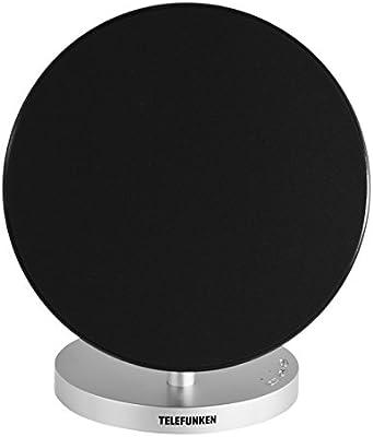 Altavoz Telefunken BS1011 con Bluetooth de diseño (con Entrada Auxiliar y función de Manos Libres): Amazon.es: Electrónica